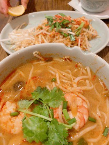 タイ料理!