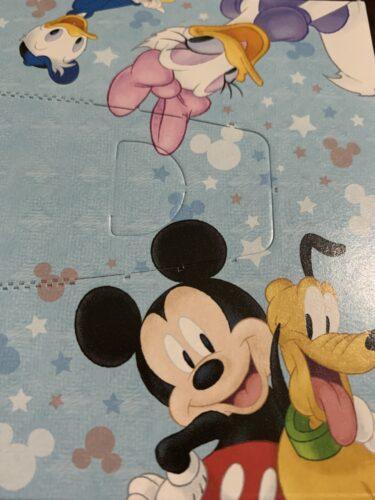 ミッキーマウスのボックスティッシュ!